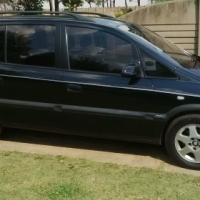 Opel Zafira Elegance 7 Seater to Sell/Swop
