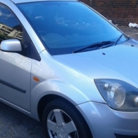 Ford Fiesta 2008 model 1.4 for sale.