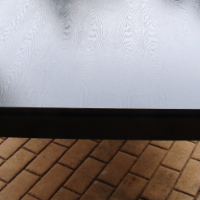 Diningroom table black 1980mm x 1070mm