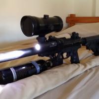 Paintball gun Defender K self defense / Home defence weapon