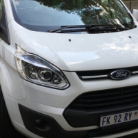 2016 Ford Torneo Custom Limited 114 kW