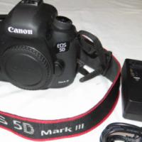 Canon EOS 5D MK III Camera Body Shuttercount 9932 Excellent Condition