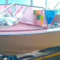 5.6m fishingboat,wetdeck
