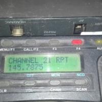 VHF Mobile Radio's