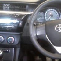 2014 Toyota Corolla 1.6 Esteem Sedan