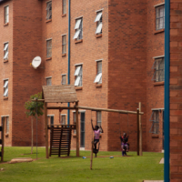 2bedroom flat to rent in Pta West in a Security Complex