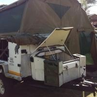2004 Conqueror Conquest safari trailer