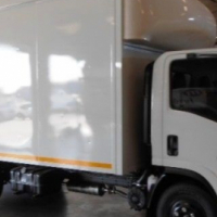 Furniture & Office Removals - 4 & 8 Ton Closed Truck Hire