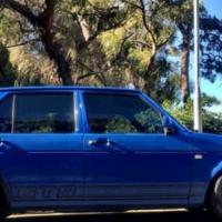 VW Citi  Golf1.4 GTS for sale