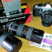 SLR Cameras and lenses
