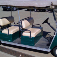 Immaculate 6 Seater Battery Powered Golf Cart ( People Transporter)