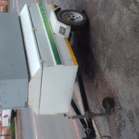 very neat fishing trailor for sale pretoria
