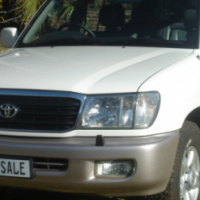 Land Cruiser 100 VX V8i Automatic