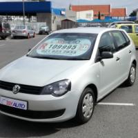 2011 Volkswagen Polo Vivo 1.4i Trendline