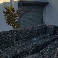 5YR OLD SECOND HAND RIVIERA ROOFTILES