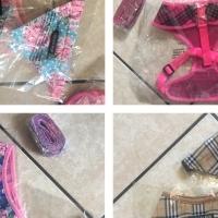 Doggy Harnesses/bandanas/leads