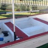 4 man Bass Boat