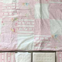 Treehouse cot bedding bundle