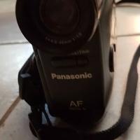 Panasonic A1 video camera.
