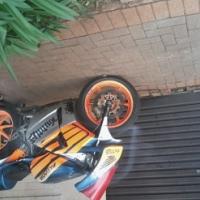honda vfr 400 track bike to swop or sell