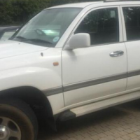 1998 Toyota LAND CRUISER GX for sale