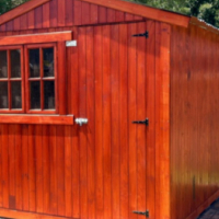 Quality wendy houses, tool sheds, guard houses, log cabins, doll houses