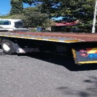 Hino 1626 rollback brakedown