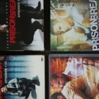 Prison Break DVD box sets.