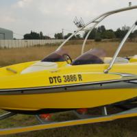 Sugar Sand Jet Boat.