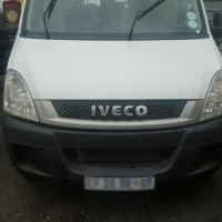 2014 Iveco 21 Seater bus/van