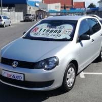 2012 Volkswagen Polo Vivo 1.4 Trendline