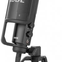 RODE NT-USB STUDIO USB CONDENSER MICROPHONE