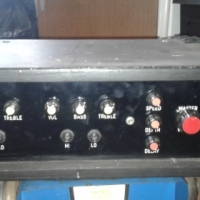 Guitar amplifier/ PA