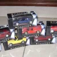 8 x Classico Ferraris