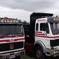 Tipper truck hire, Rubble removal
