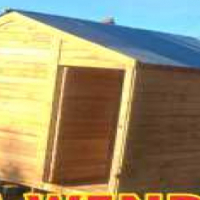 We do all Wendy houses in South Africa