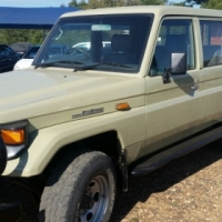 Te koop: Toyota Land Cruiser