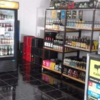 Cool Cat Bottle Store For Sale