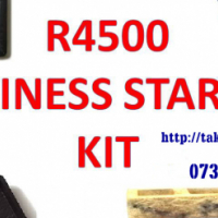 Block ***BUSINESS Kits*** R7 000