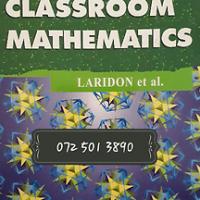 Classroom Mathematics - Grade 12 - Learners Book - Heinemann.