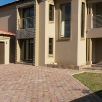 4 bedroom house in a secure complex
