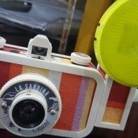La Sardina Film Camera For Sale