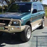 Want to swop my Pajero 3500