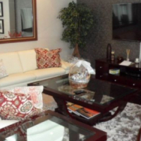 Furnished one bedroom apartment in secure complex for rental 1 May 2017