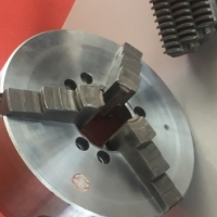 3 jaw chuck ,310mm diameter for sale