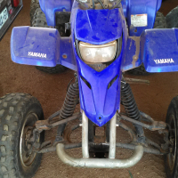 Yamaha Blaster stripping for spares