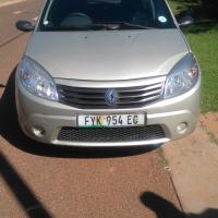 2010 Renault Sandero United 1,6 Hatchback