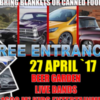 Ford Charity Day Weekend Market JHB
