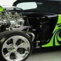 1932/34 Coupe Hot Rod For Sale