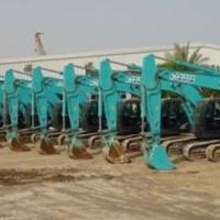 Excavators Kobelco SK210HDLC